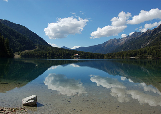 Anterselva Lake - Trentino Aldo Adige